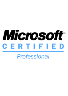 What The Tech is a Microsoft Certified Professional organization