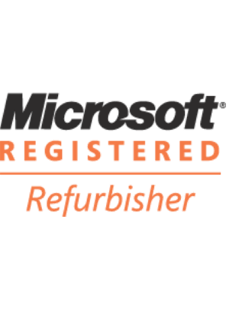 What The Tech is a Registered Refurbisher